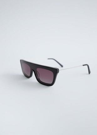 Новые солнцезащитные очки с чехлом zara оригинал5 фото