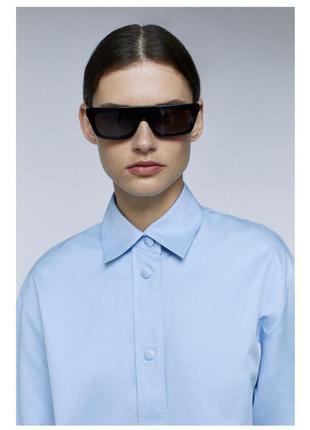 Новые солнцезащитные очки с чехлом zara оригинал7 фото