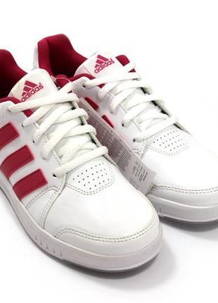 Кроссовки для девочек adidas lk trainer 7 k af3971 9065 / размер: 35.5