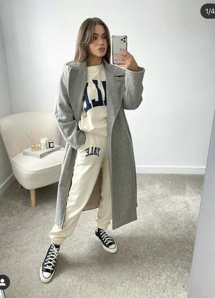 Джоггеры свитшот спортивный костюм комплект брюки штаны зара zara