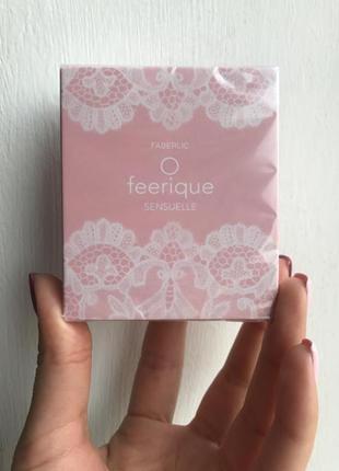 Парфюмерная вода для женщин o feerique sensuelle 3017
