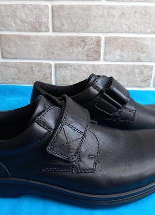 Кожанные туфли hotter 43р