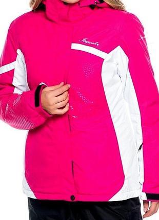 Куртка финского бренда icepeak ,мембрана 3000mm/3000g/m2/24h,раз 38(м)