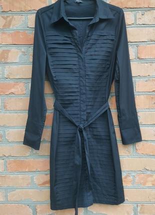 Роскошное платье - рубашка от премиум бренда
