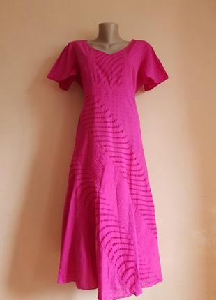 Платье из прошвы peruna на наш размер 48-50
