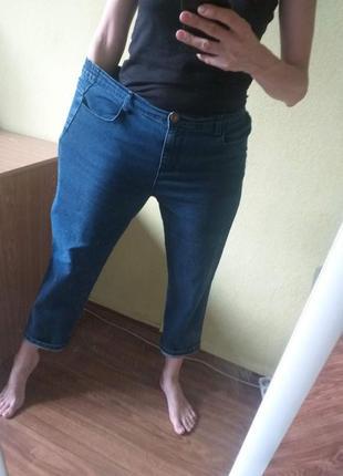 Джинсы   джинсики  uk 14  straight  leg