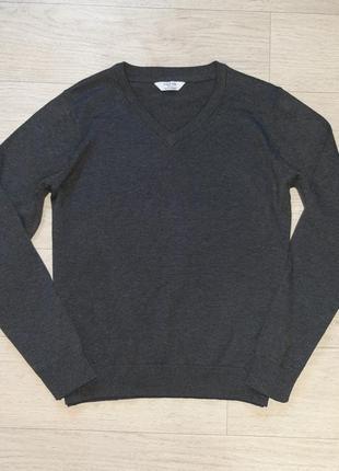 Тонкий свитер, пуловер m&s 11-12 лет