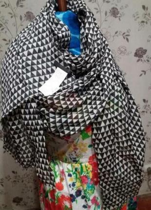 Люкс бренд и состав!!! шарф ,палантин
