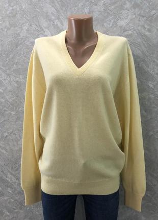 Пуловер 100% овечья шерсть
