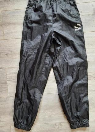 Спортивные штаны из плащевки, плащевочные sondico