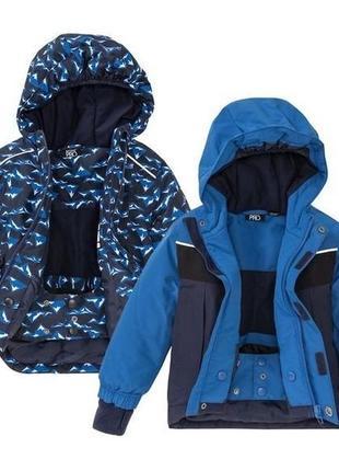 Куртка crivit(lupilu) нермания 98/104 и 110/116см