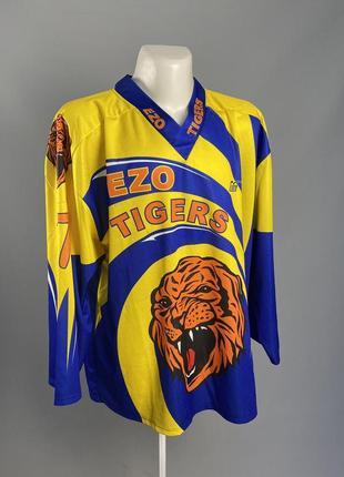Футболка хоккейка tigers, мин сл носки