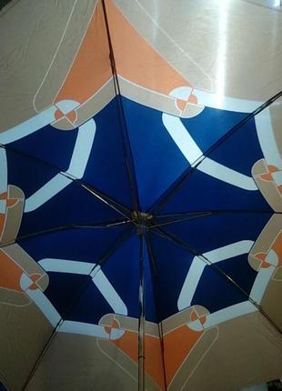 Зонт винтажный