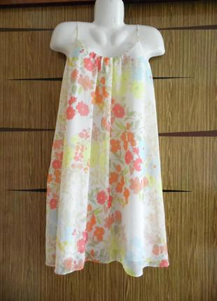 Платье сарафан f&f размер 18(46)– идет на 50-52.