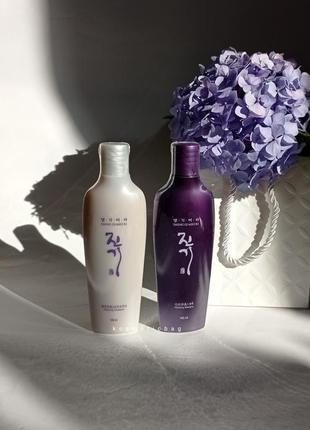 💜набір: шампунь+кондиціонер від випадіння волосся (145ml) daeng di meo ri
