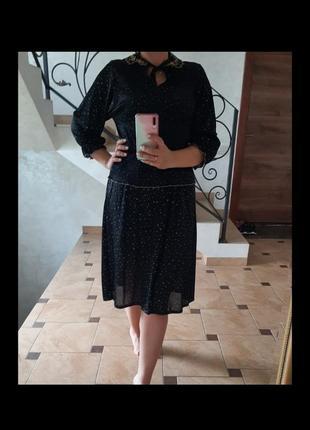 Платье винтажное 💣💣💣 сукня ретро