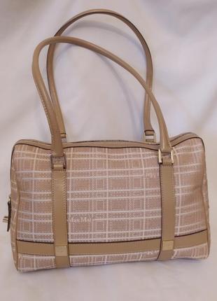 Шикарная сумка max mara оригинал