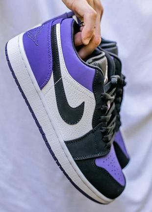 Мужские, женские кроссовки nike air jordan 1 low2 фото