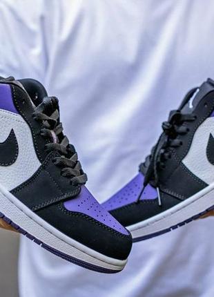 Мужские, женские кроссовки nike air jordan 1 low3 фото