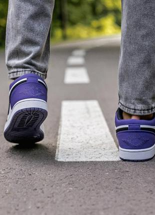 Мужские, женские кроссовки nike air jordan 1 low7 фото