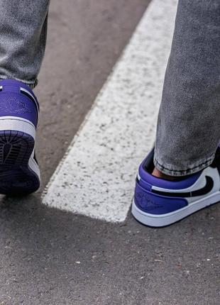 Мужские, женские кроссовки nike air jordan 1 low8 фото