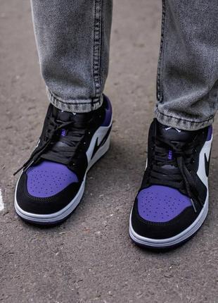 Мужские, женские кроссовки nike air jordan 1 low5 фото