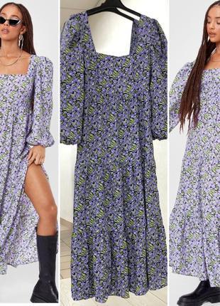 Платье макси  nasty gal новое
