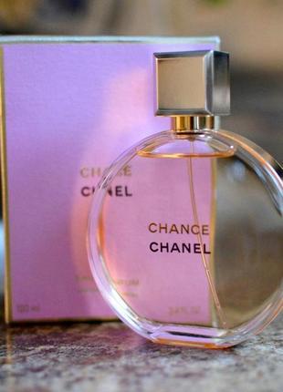 Chanel chance parfum оригинал 3 мл затест распив отливанты