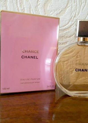 Chanel chance parfum оригинал 3 мл затест распив отливанты5 фото