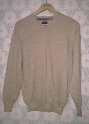Мужской пуловер джемпер casa moda
