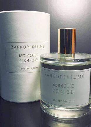 Zarkoperfume molecule 234.38 оригинал_eau de parfum 7 мл затест распив отливанты