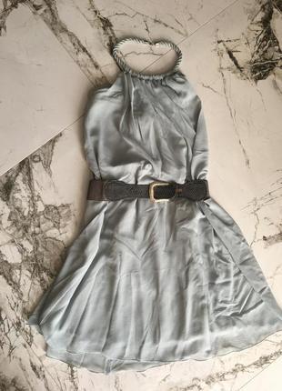 Летнее платье в греческом стиле