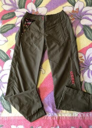 Штаны туристические брюки спортивные хаки