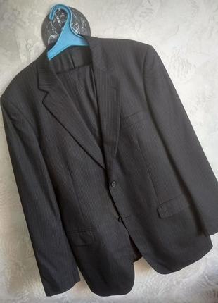 Классический костюм balmain