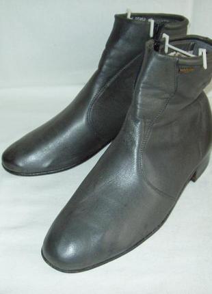Ботинки * r e g e n t * germany. кожа. р.42 (ст.28 см).ориг.