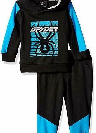 Костюм 2ка штаны и толстовка spyder на мальчика 12 месяцев 1 год и 2 года