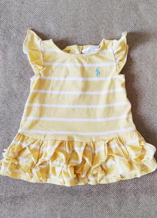 Плаття для дівчинки 3м платье для девочки 3 м ralph lauren