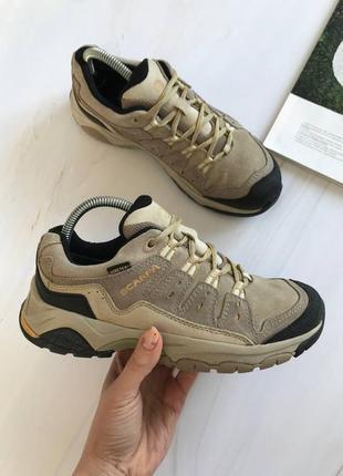 Оригінальні трекінгові кросівки scarpa gore-tex