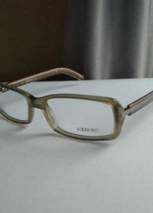 Распродажа  фирменная оправа под линзы, очки оригинал iceberg ic09002