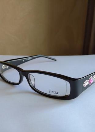 Распродажа фирменная оправа под линзы,очки оригинал gf.ferre gf33704