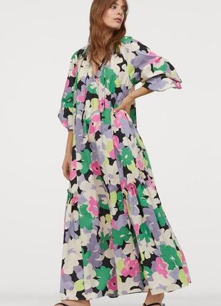 Нереальное свободное платье макси ♥️😍