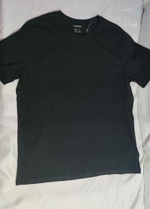 Базовая футболка livergy, размер xl, черная