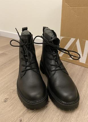 Ботинки zara 41 размер