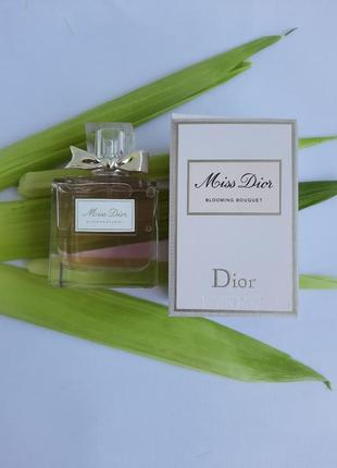 ♥️christian dior blooming bouquet2 фото