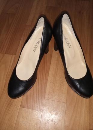 Туфли walder (натуральная кожа)