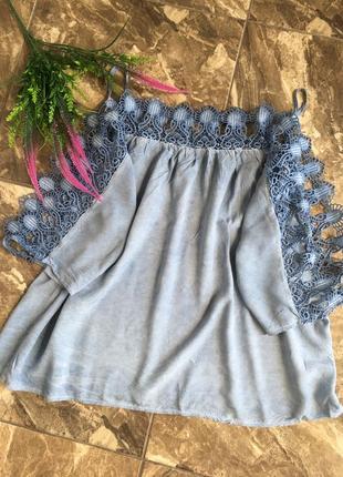 Блуза италия универсал