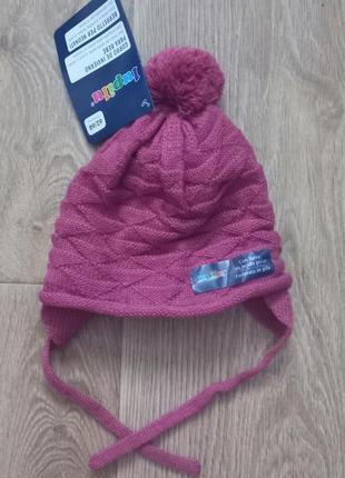 Новая фирменная шапка lupilu