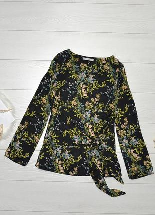 Красива блуза в квіти george.