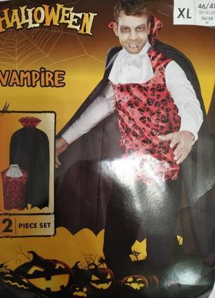 Костюм вампира дракула продажа