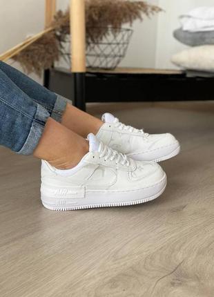Nike air force 1 shadow lv кроссовки найк аир форс наложенный платёж купить
